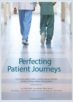 Perfecting patient journeys cover