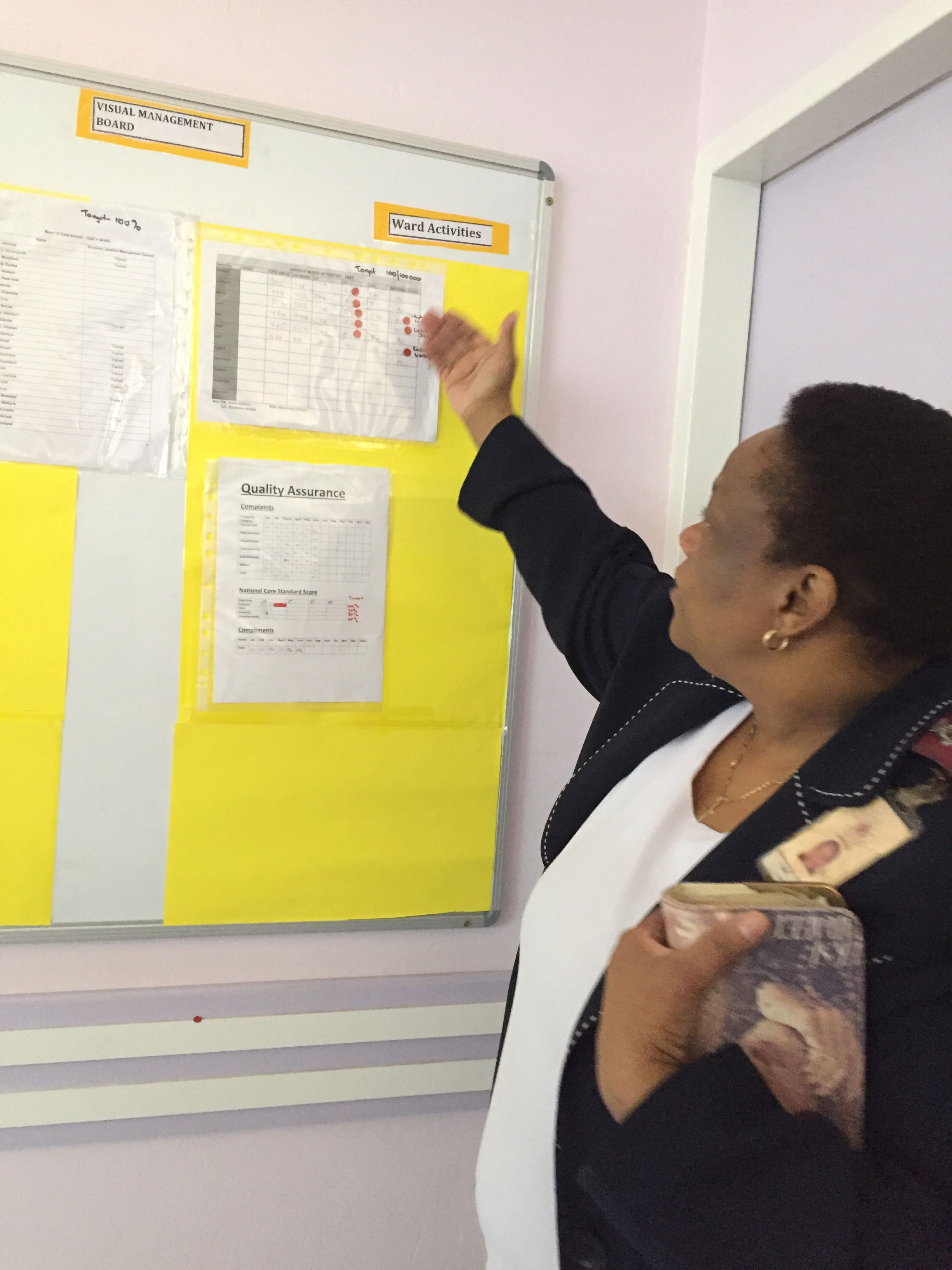Lean leading improvements in gauteng department of health chain current condition the current system is perfectly designed to fail we are determined to improve it and are excited at the way in which lean sciox Choice Image