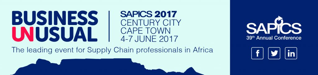 SAPICS Conference