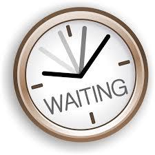 Clock waiting