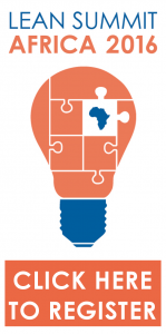 Register for the Lean Summit Africa