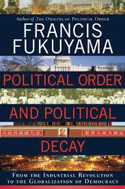 Political order & political decay book cover